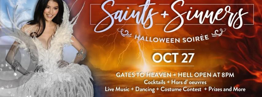 Saints & Sinner's Halloween Soirée