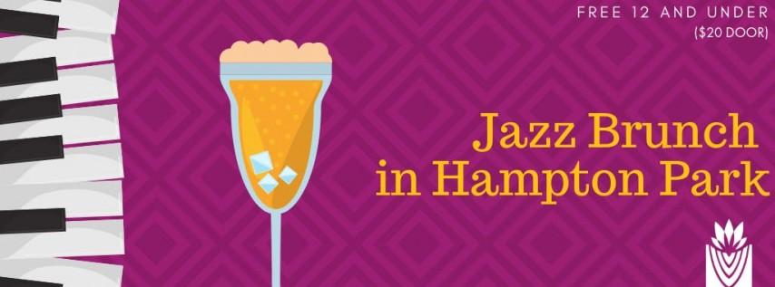 Jazz Brunch in Hampton Park