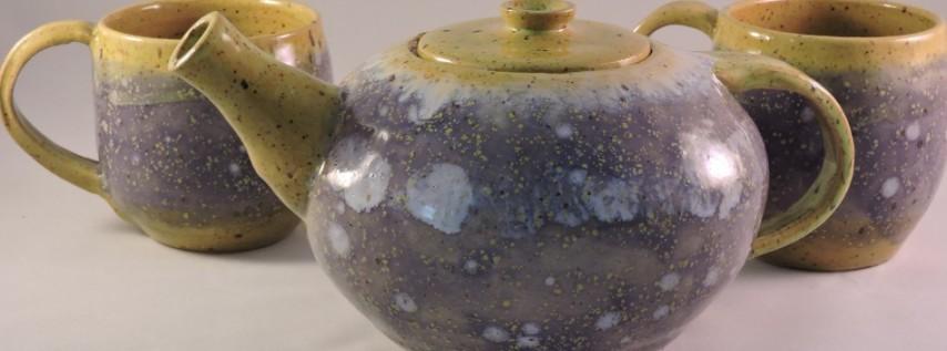 Spring Pottery Art Sale