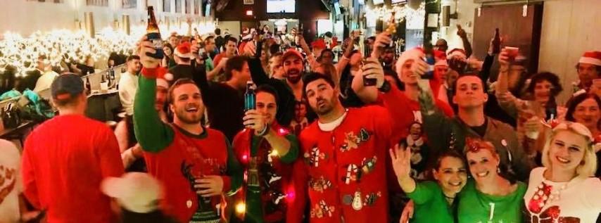 December Holidays Bar Crawl