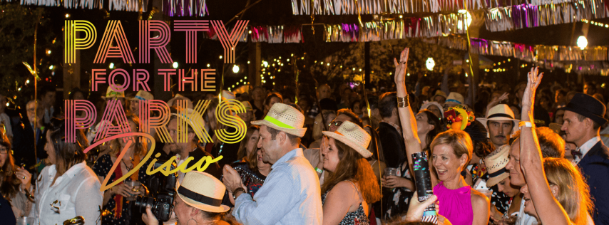 Party for the Parks 2018