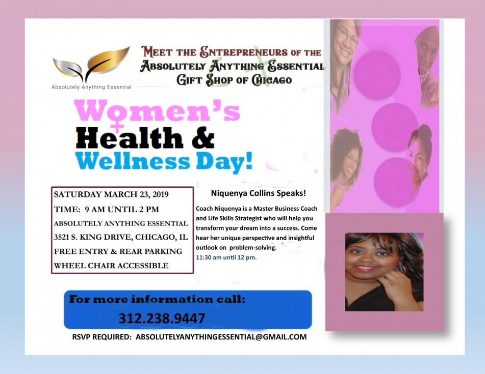 Chicago's 2019 Women's Health & Wellness Day