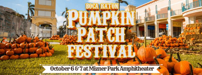 Boca Pumpkin Patch Festival