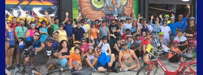 BCO Graffiti Art & Bike Ride