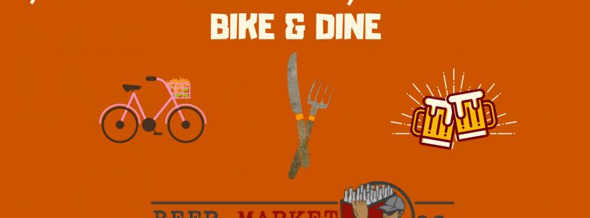 Bike & Dine at Beer Market Co.