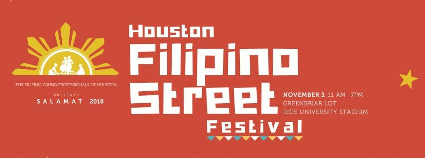 Salamat 2018: Houston Filipino Street Festival