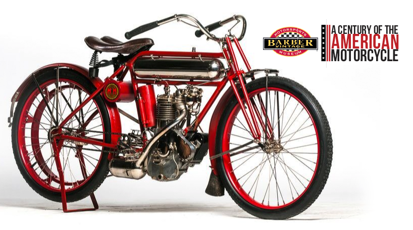 Barber Motorsports Museum Presents: A Century of the American Motorcycle