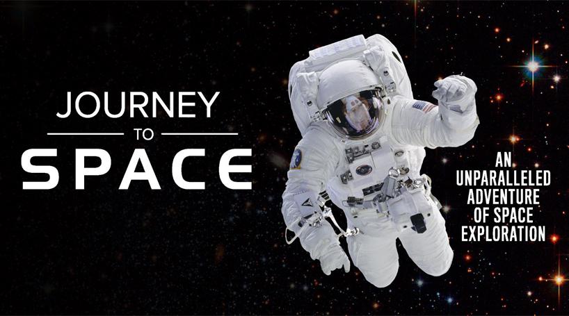 Journey to Space Exhibit at Graceland Exhibition Center