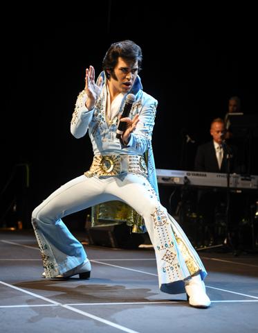 Ultimate Elvis Tribute Artist Weekend at Graceland