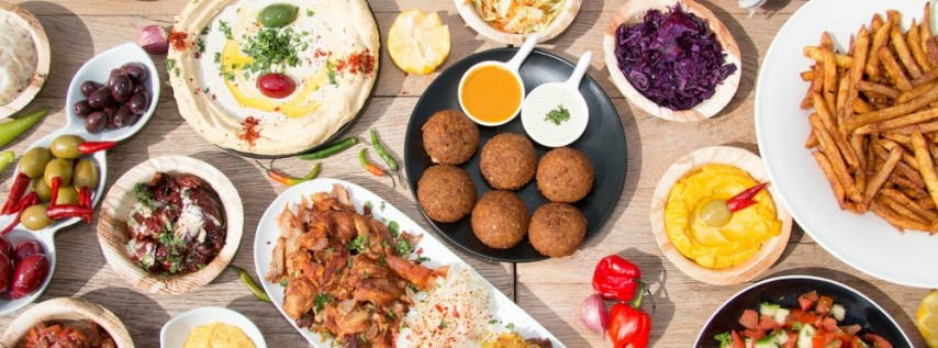 23rd Annual Middle Eastern Food Festival