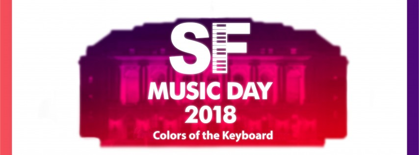 SF Music Day 2018 - Colors of the Keyboard