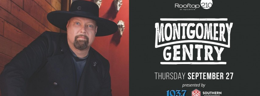 Montgomery Gentry Live at Rooftop 210