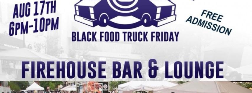 Black Food Truck Fridays (Charlotte Black Restaurant Week) Uptown