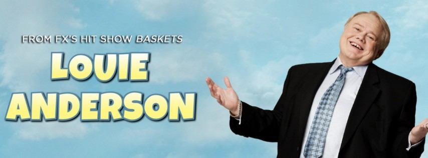 Louie Anderson at Capitol Theatre