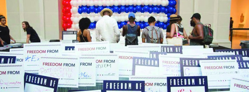 For Freedoms at the USF Bull Market