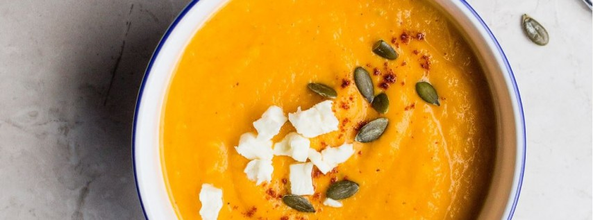 Cooking Class: Fall In Love With Pumpkin