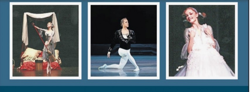 School of Russian Ballet presents 'Cinderella'