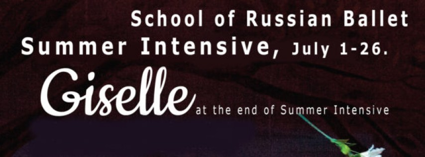 School of Russian Ballet presents 'Giselle'