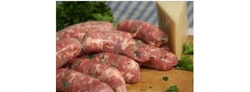 Homemade Italian Sausage with Chef Bo!