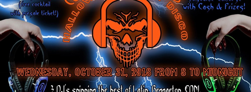 Halloween Night Silent Disco
