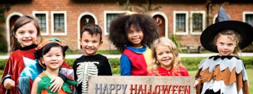 Mummys Break Time - Kids Halloween & Smart Treat Event