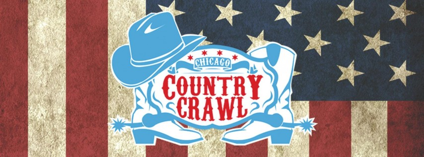 2018 Chicago Country Crawl - A Country Themed Bar Crawl in Wrigley