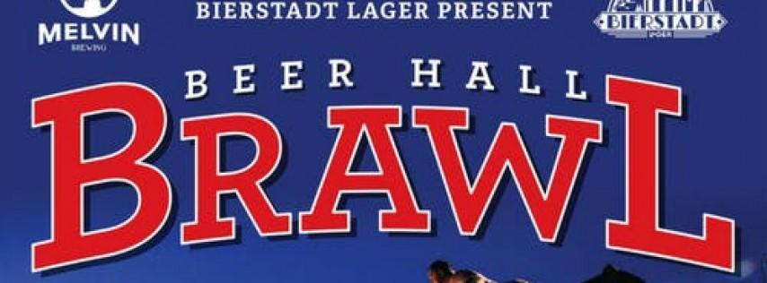 Beer Hall Brawl