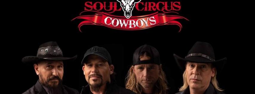 Soul Circus Cowboys at O'Brien's Irish Pub Brandon