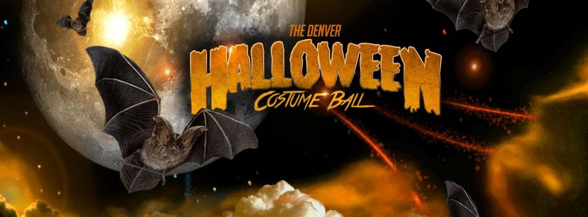 Denver Halloween Costume Ball 2018