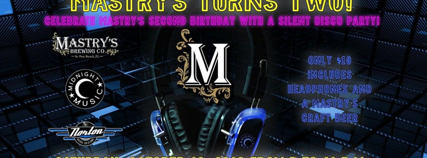 Mastry's Brewing Co. Silent Disco