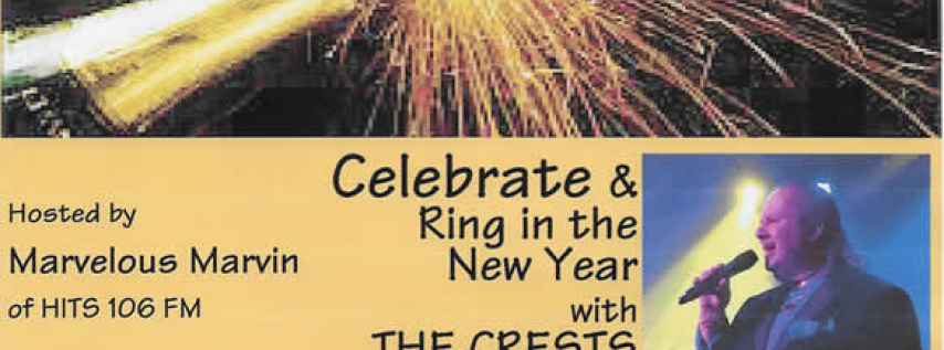 Celebrate & RIng in the New Year with THE CRESTS