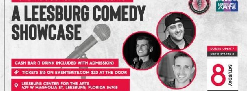 OrlandoComedy.com Presents: A Leesburg Comedy Showcase