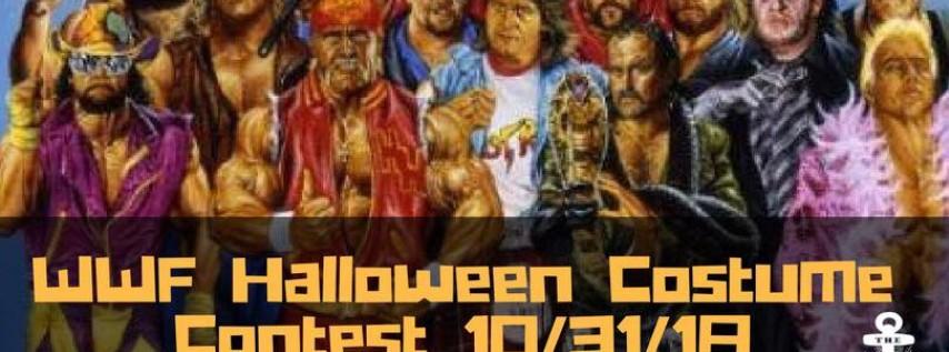 WWF Halloween Costume Contest