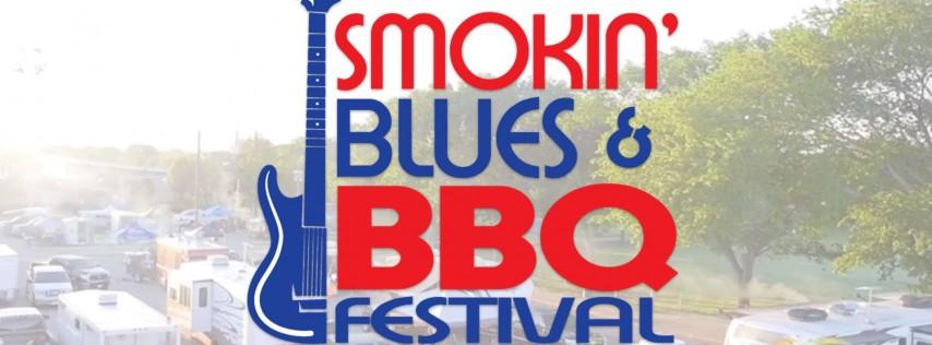 2018 Smokin' Blues & BBQ Festival