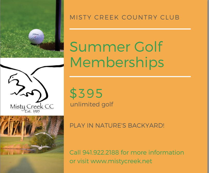 Summer Golf Membership