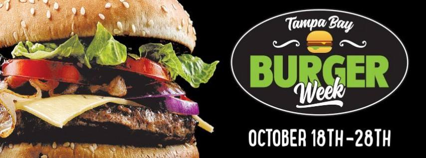 Tampa Bay Burger Week 2018