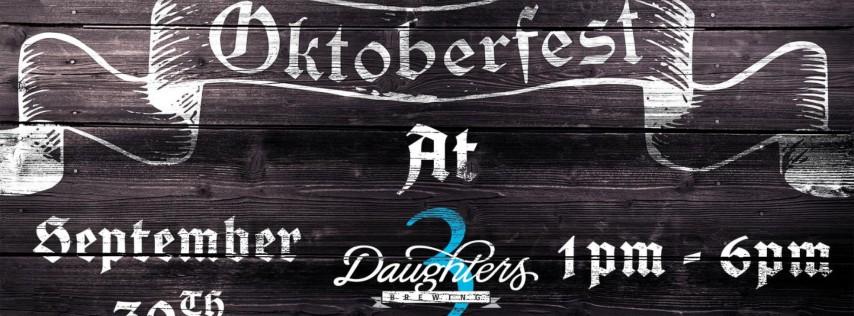Oktoberfest at 3 Daughters Brewing