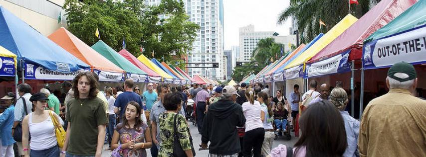 Miami Book Fair