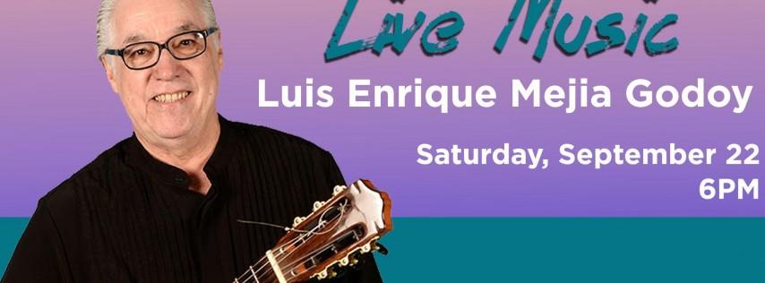 Luis Enrique Mejia Godoy - Live In Concert!