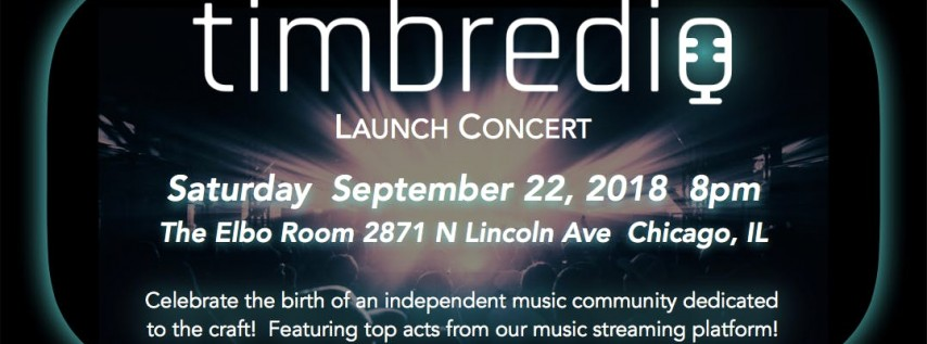 Timbredio Launch Concert