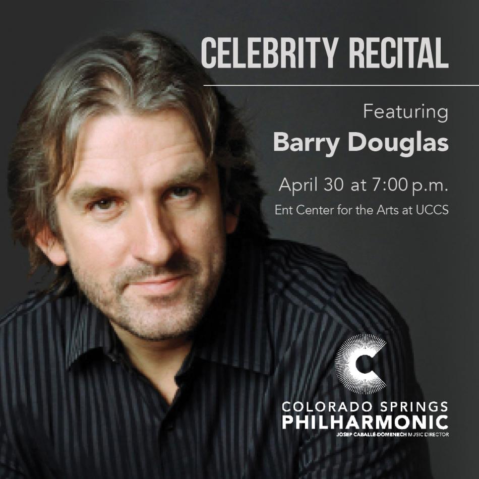 Barry Douglas Celebrity Recital Piano