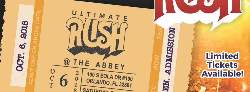 Rush Tribute Concert