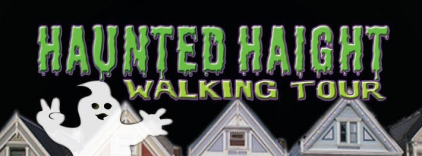 Haunted Haight Walking Tour Halloween 2018