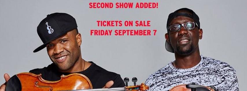 Black Violin - Classical Boom Tour