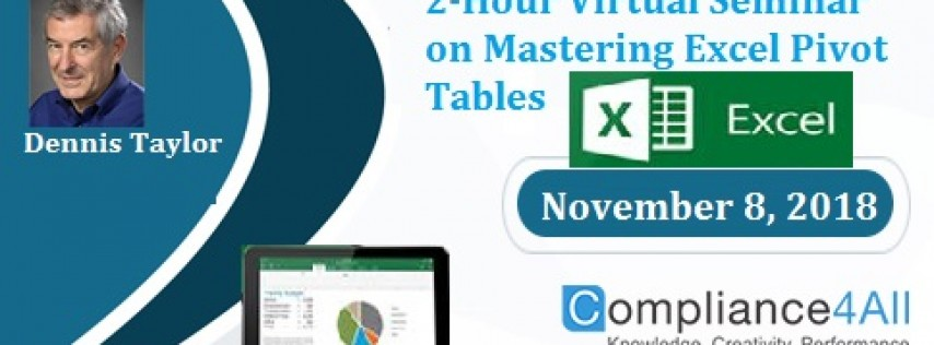 Mastering Excel Pivot Tables in Advanced Technology