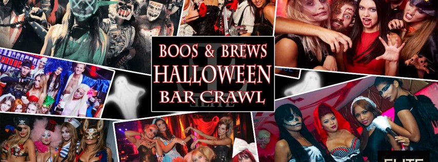 2018 Official Halloween Bar Crawl | Chicago, IL