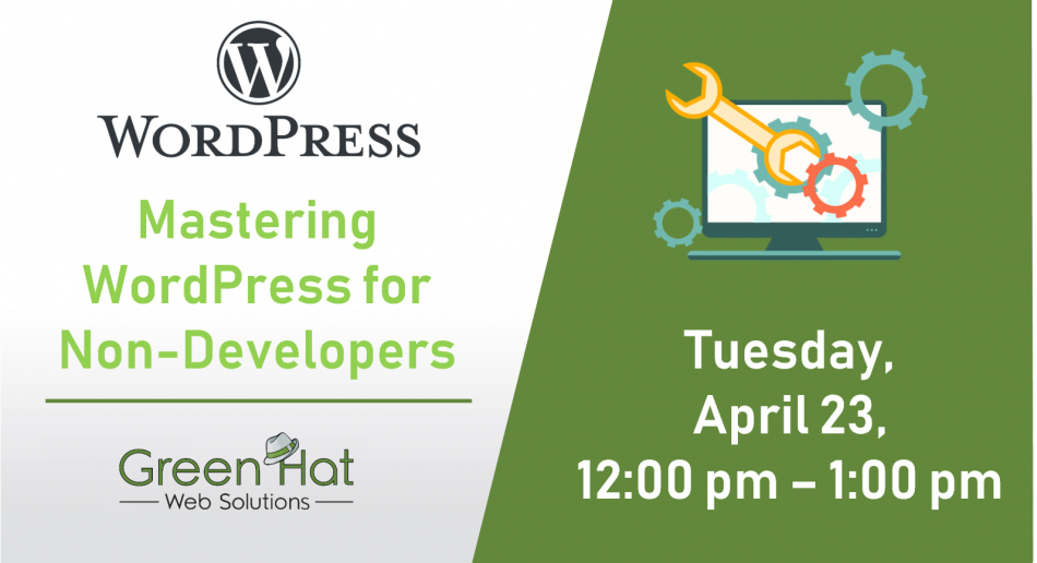 Mastering WordPress for Non-Developers