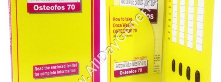 Buy Osteofos 70 mg