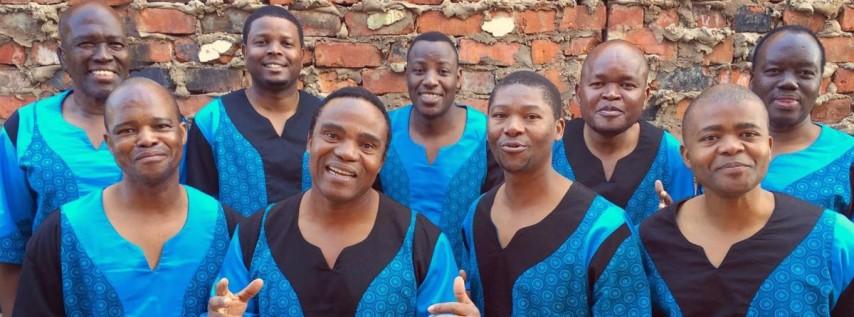 LADYSMITH BLACK MAMBAZO at Sanders Theatre