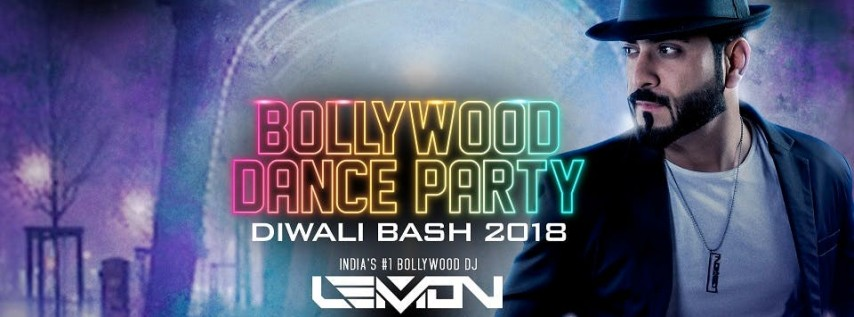 Bollywood Dance Party - Diwali Bash 2018
